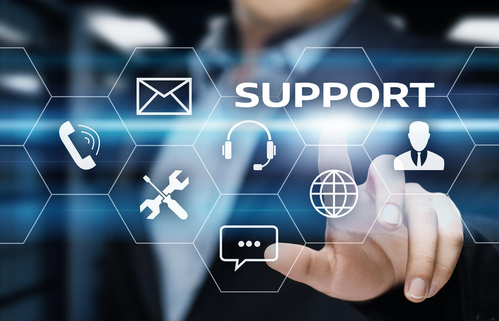 IT support & services company
